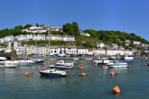 Self Catering Apartments in Looe